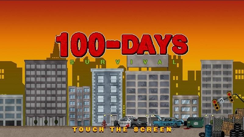100-DAYS-Zombie-Survival