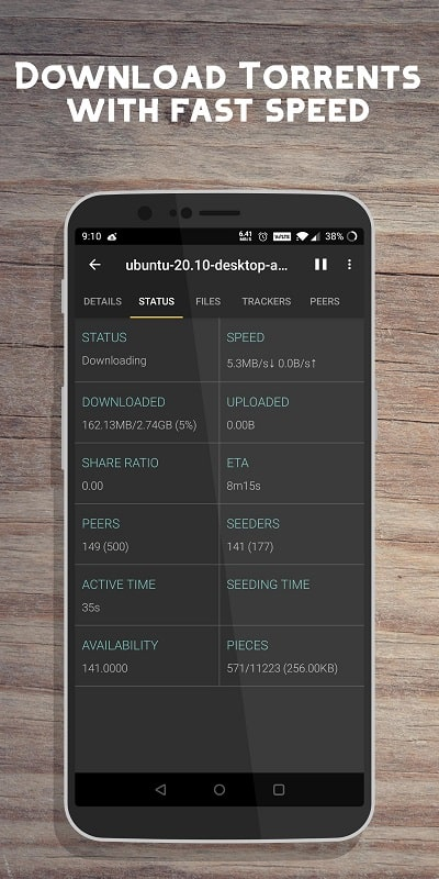 1DM mod android