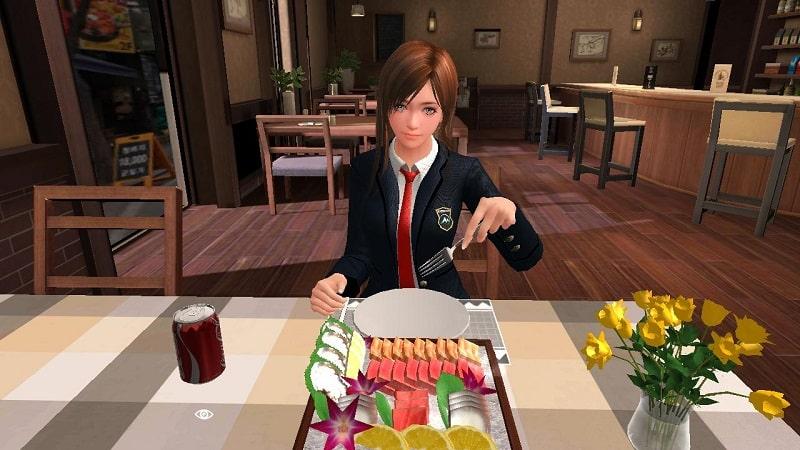 3D Virtual Girlfriend Offline mod apk