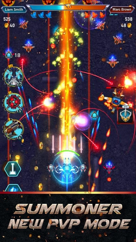 AFC-Space-Shooter-mod-android