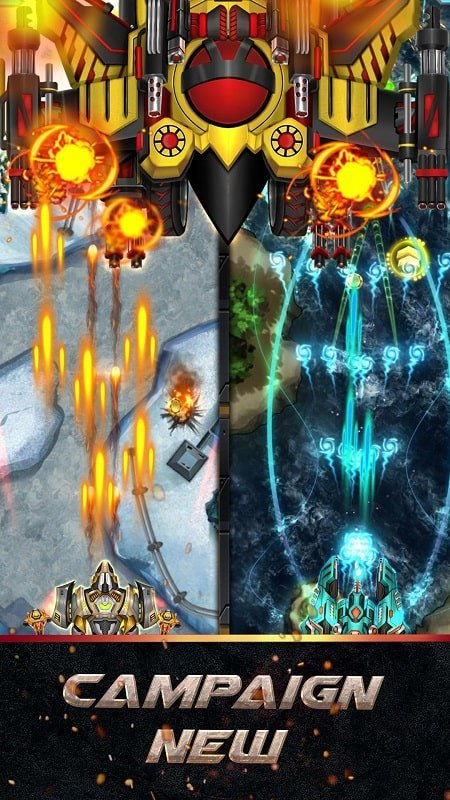 AFC-Space-Shooter-mod-apk-free