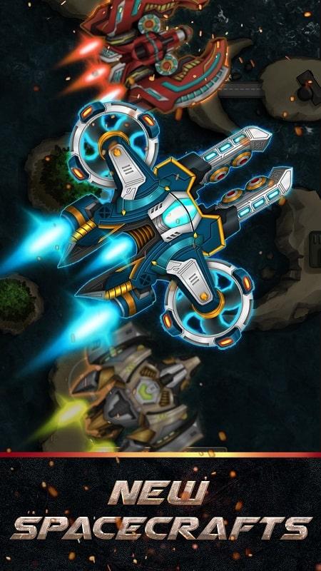 AFC-Space-Shooter-mod-apk