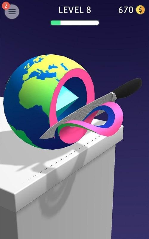 ASMR Slicing mod free