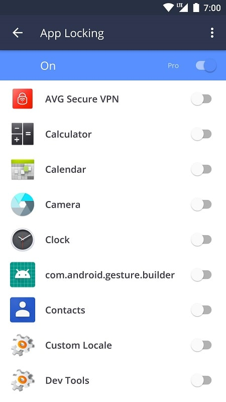 AVG Protection mod android