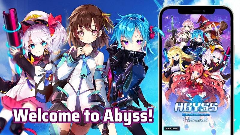 Abyss Rebirth Phantom mod