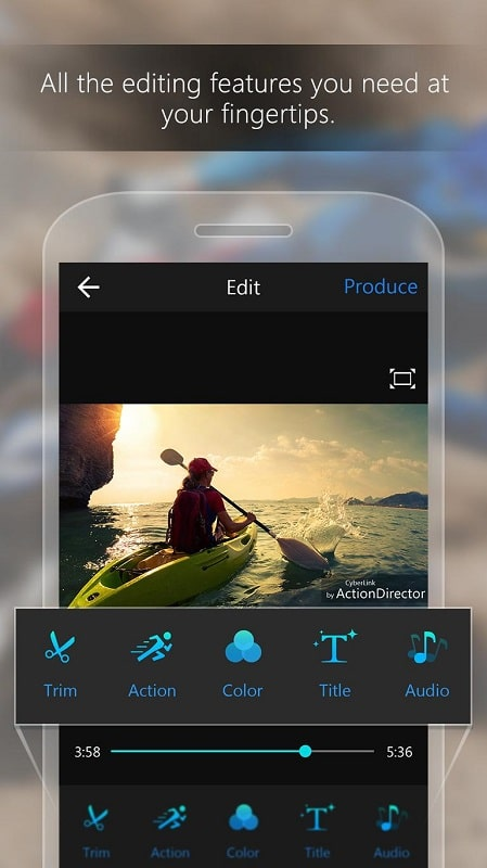 ActionDirector Video Editor mod