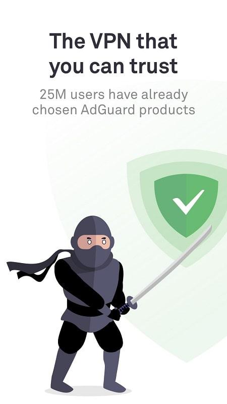 AdGuard VPN mod