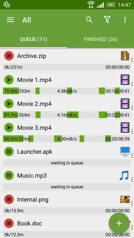 Advanced Download Manager mod