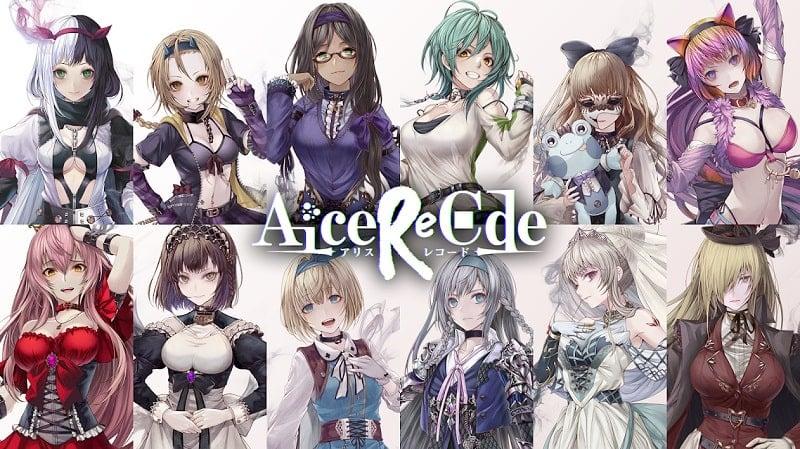 Alice ReCode X