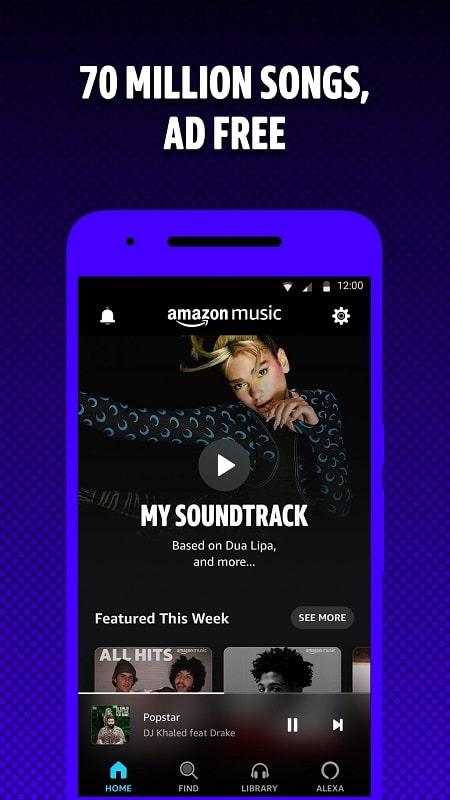 Amazon Music mod