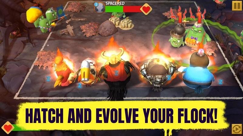 Angry Birds Evolution 2021 mod
