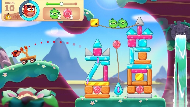 Angry Birds Journey mod android