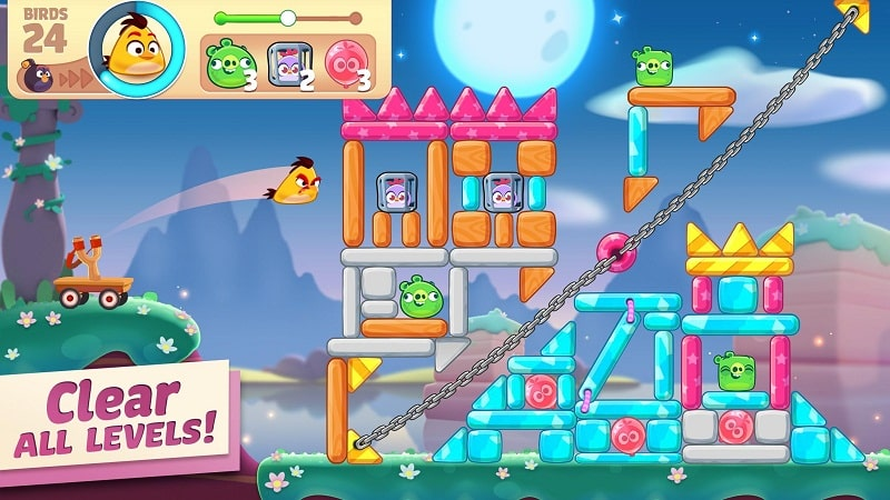 Angry Birds Journey mod download