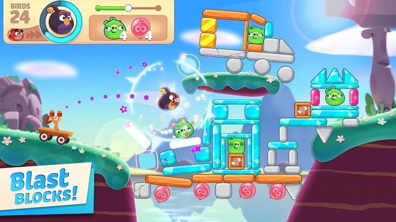 Angry Birds Journey mod