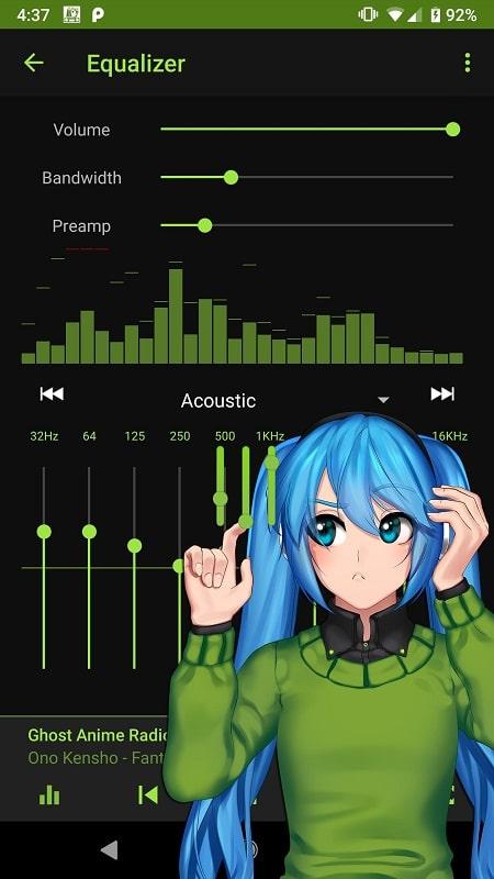 Anime Music Radio mod apk