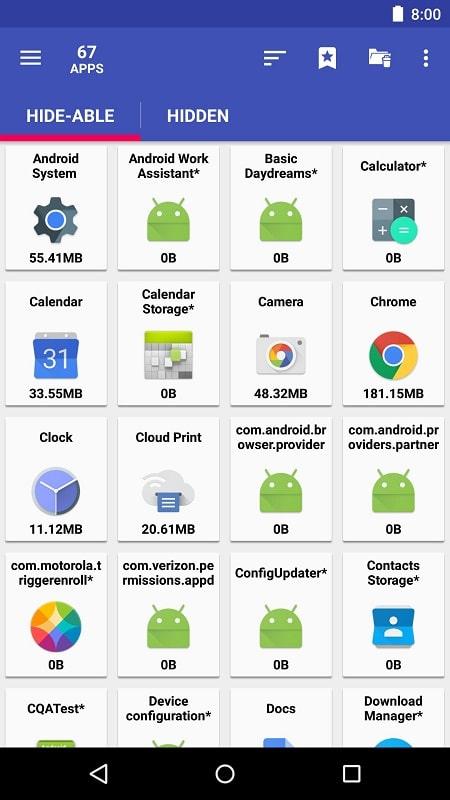 AppMgr Pro III mod apk