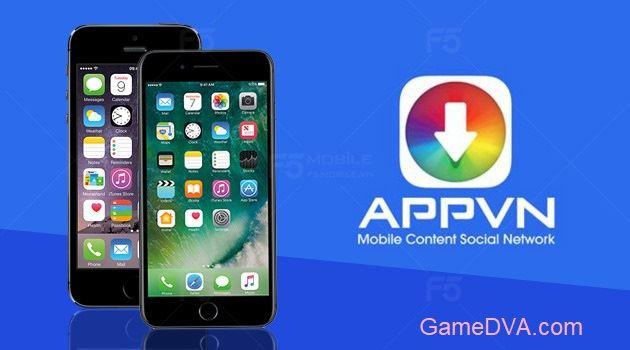 Appvn - Mạng xã hội các ứng dụng phong phú