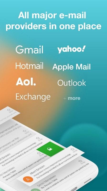 Aqua Mail mod apk