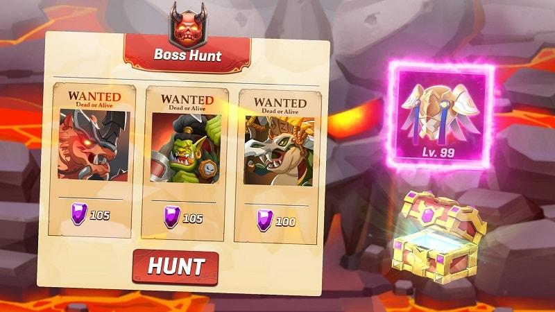 Arcade Hunter mod android