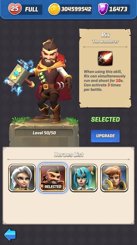 Arcade Hunter mod free