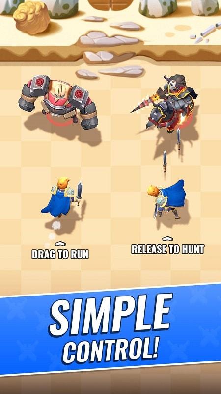 Arcade Hunter mod