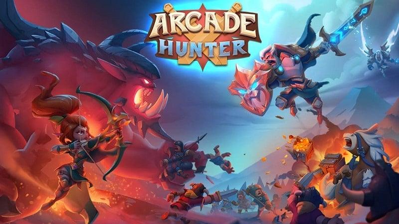 Arcade-Hunter