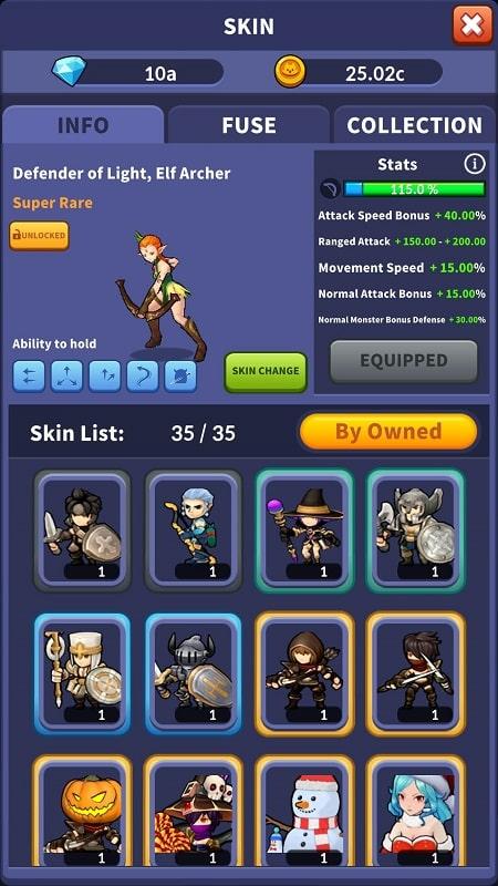 Archers Adventure mod free