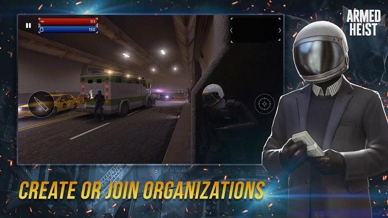 Armed Heist mod download