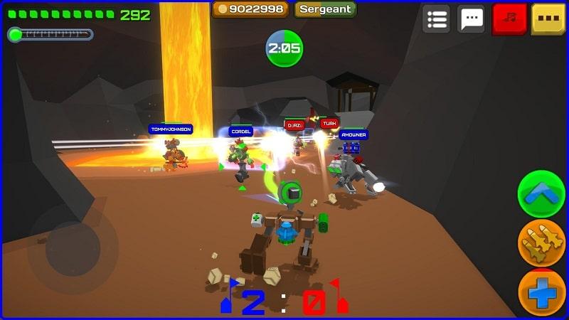 Armored Squad mod apk free