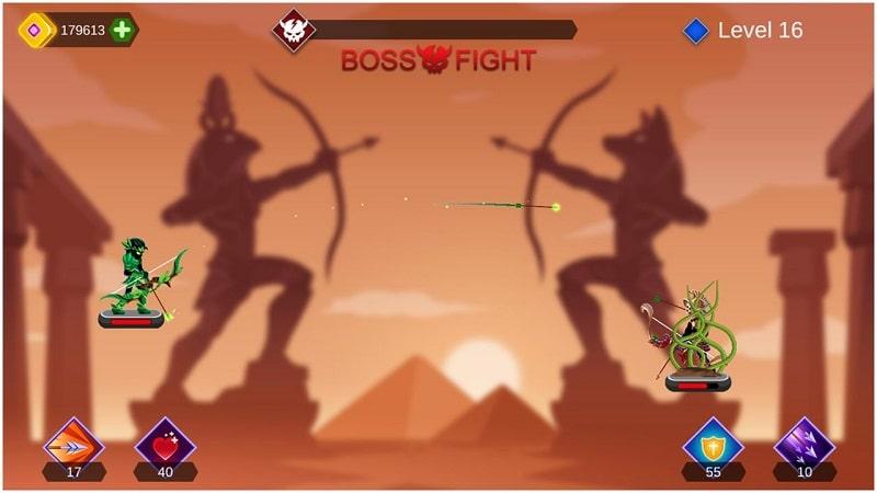 Arrow-Go-mod-android