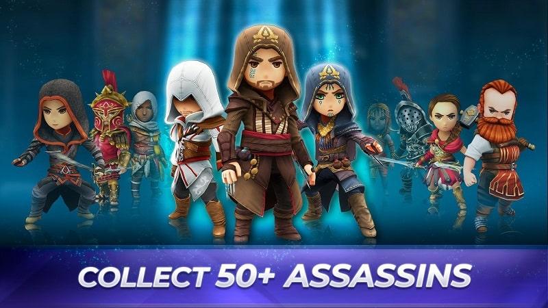 Assassins Creed Rebellion mod