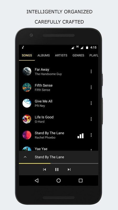 Augustro Music Player mod free