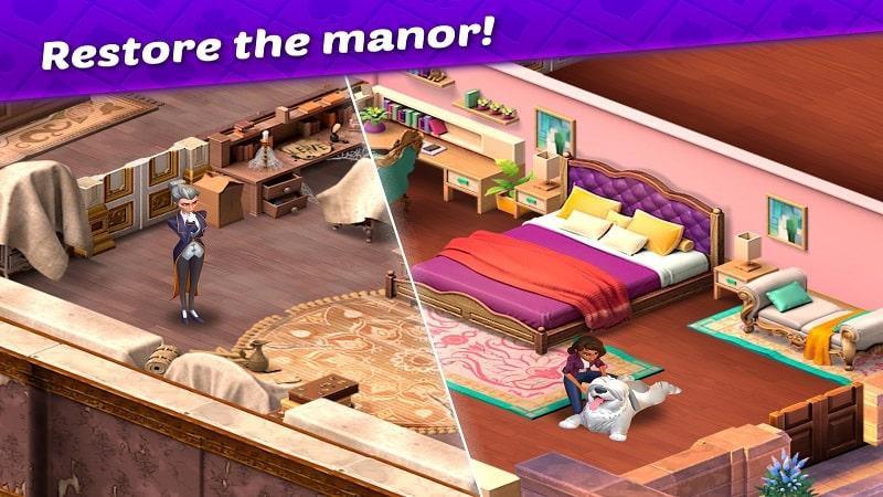 Avas Manor MOD