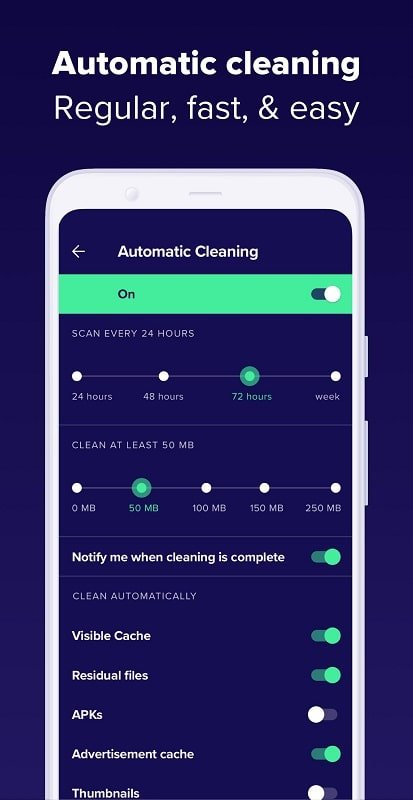 Avast Cleanup mod android