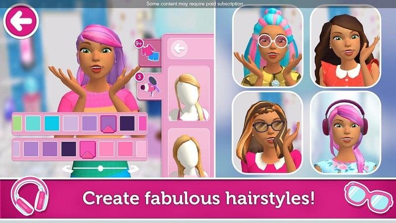 Barbie Dreamhouse Adventures apk