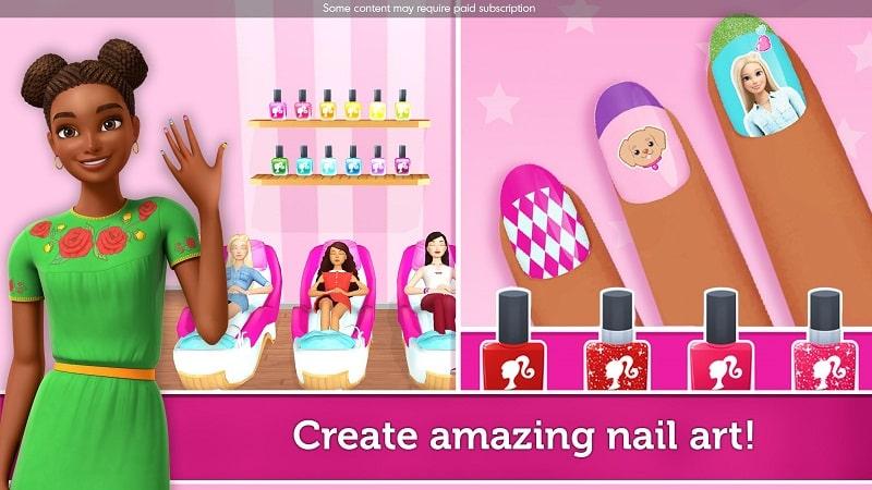 Barbie Dreamhouse Adventures free