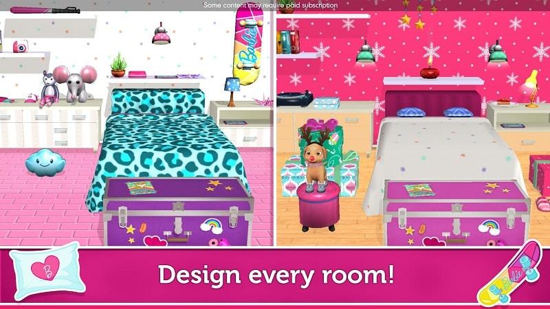 Barbie Dreamhouse Adventures mod free