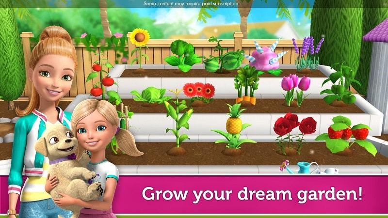 Barbie Dreamhouse Adventures mod mod