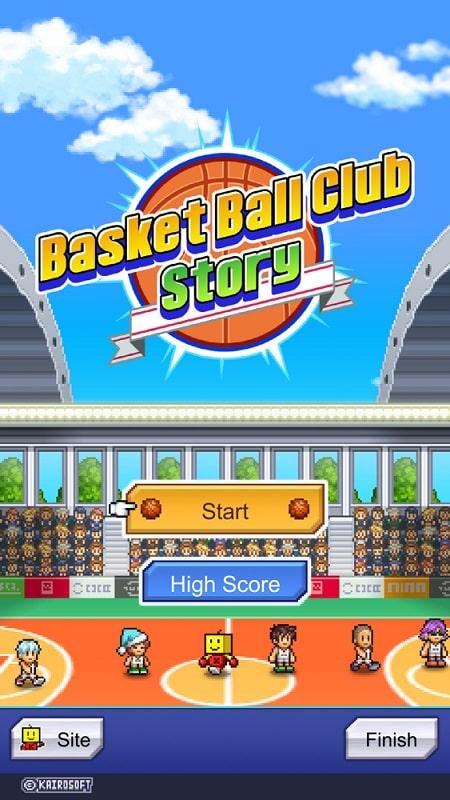 Basketball Club Story mod