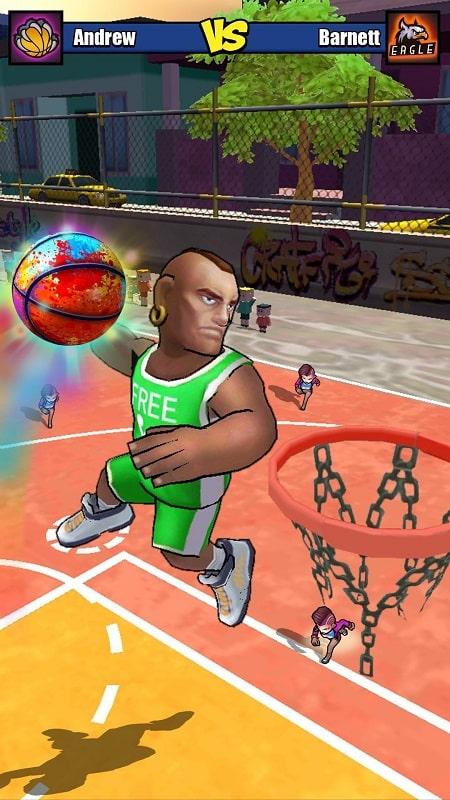 Basketball-Strike-mod-free