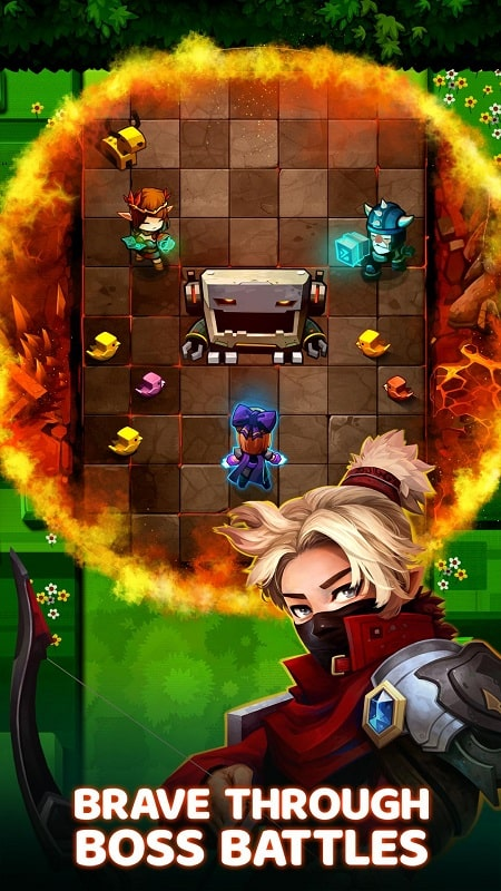 Battle Bouncers mod free