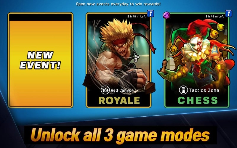 Battle Rivals mod android