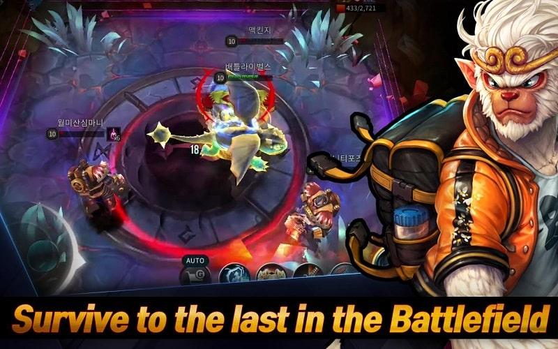 Battle Rivals mod free