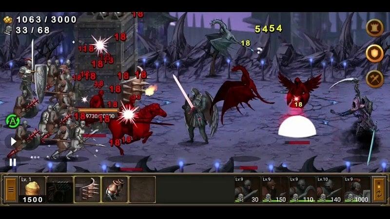 Battle Seven Kingdoms mod apk free