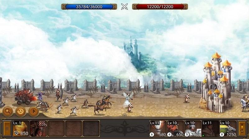 Battle Seven Kingdoms mod apk