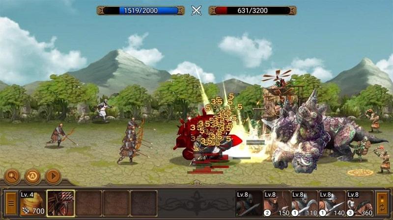 Battle Seven Kingdoms mod download