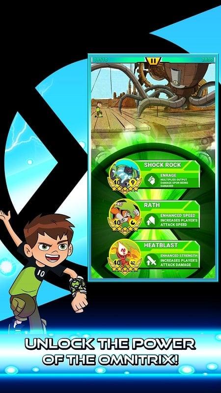 Ben 10 Heroes Android