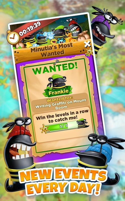 Best Fiends mod android