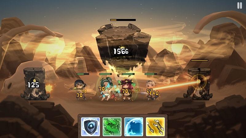 Bistro Heroes mod apk free1