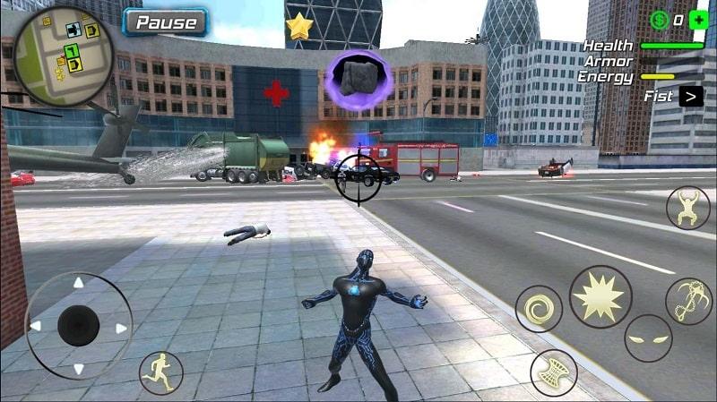Black Hole Hero mod